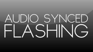 After Effects Tutorial: Audio Synced Flashing