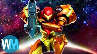 Top 10 Things You Didn't Know About The Metroid Series!