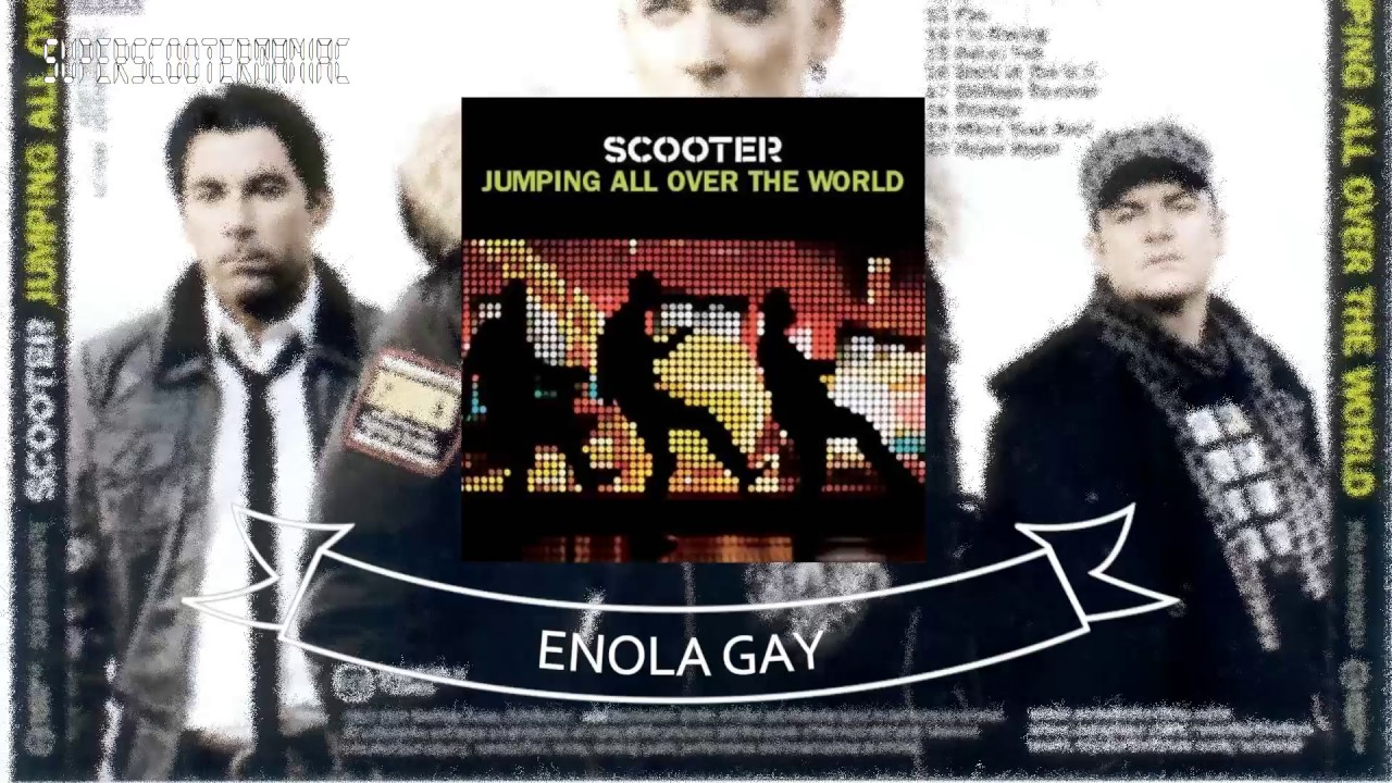 scooter enola gay