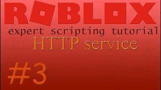 🍌#3 Roblox Experte Scripting Tutorial   HTTP-Dienst