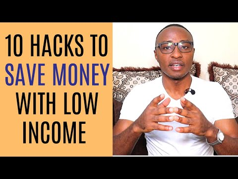 How To Save Money With Low Income Fast In 2021 [ 10 Easy Tips ]