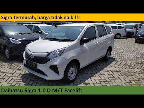 Daihatsu Sigra 1.0 D Facelift [B400] review - Indonesia