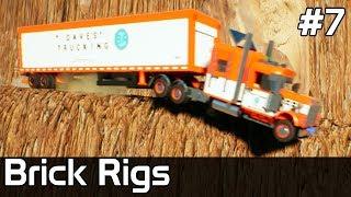 Brick Rigs PL [#7] Zjazd przez KANION, czyli WYPADEK /z Plaga