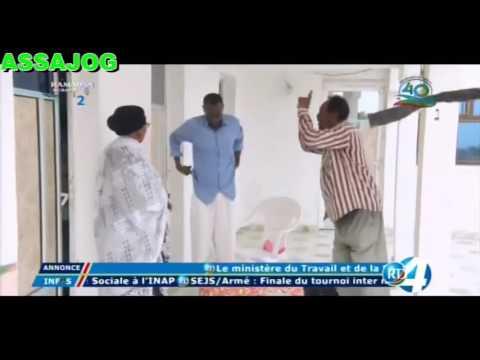 Djibouti: Telefilm Somali part1