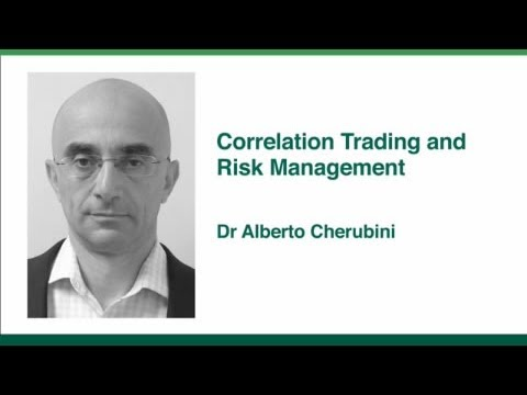 Correlation Trading and Risk Management