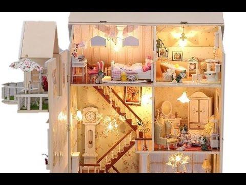 Кукольный домик своими руками для монстер хай