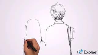 Baliw Sayo - JRoa ft. Bosx1ne White Board Animation