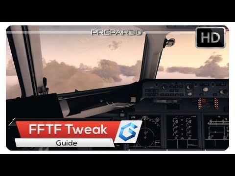 [P3Dv4] Get High Frames using FFTF Tweak |...