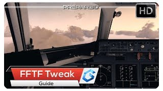 [P3Dv4] Get High Frames using FFTF Tweak | Guide