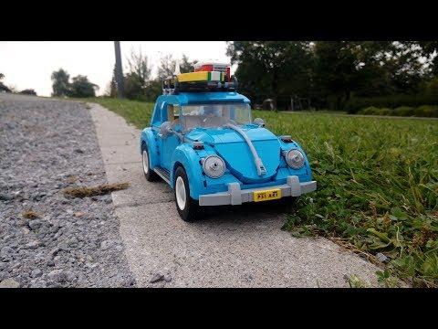 Recenzja - LEGO Creator Expert 10252 Volkswagen beetle