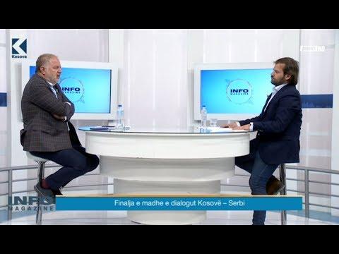 Info Magazine - Baton Haxhiu - 19.04.2018 - Klan Kosova