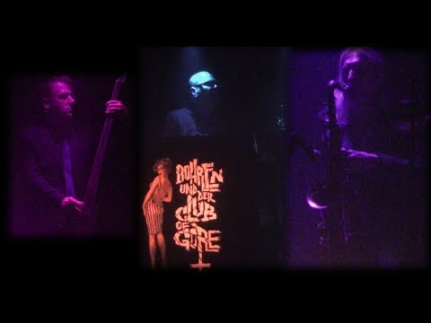 Bohren & Der Club of Gore - LIVE (full set) at Santeria Social Club, 2017