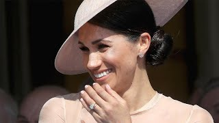 What Meghan Markle's Coat of Arms Means