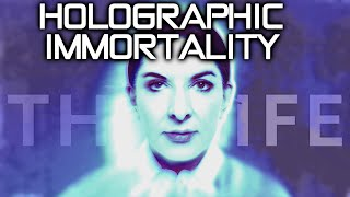 WATCH! THE TRUE PATH TO IMMORTALITY REVEALED: Abramovic, Microsoft & Holograms (2020)