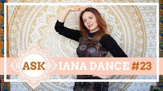 What is Folklore in Belly Dance? - ASKianaDANCE #23