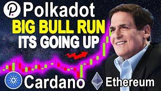 Polkadot (DOT) Huge BULL Run ! Cardano (ADA) Promising DLT ! Ethereum (ETH) vs Binance !