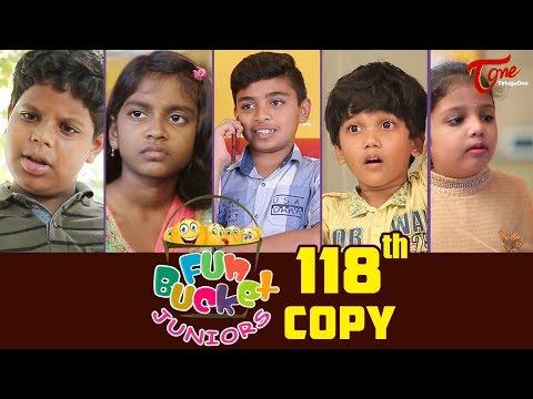 Fun Bucket JUNIORS | Episode 118 | Kids Funny Videos | Comedy Web Series | By Nagendra K | TeluguOne