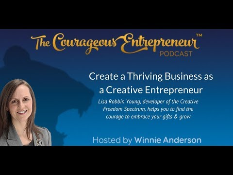 Lisa Robbin Young | How to Thrive as a Creative Entrepreneur