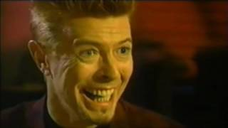 David Bowie on Drugs.