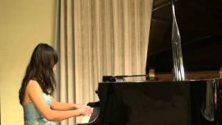 2012第十七屆香港 - 亞洲鋼琴公開比賽(少年A組鋼琴第一名:台灣、林蔓)