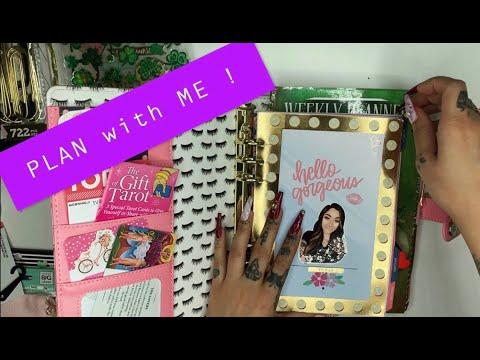 Hobby Lobby HAUL | Plan with ME | NicoleK Glam