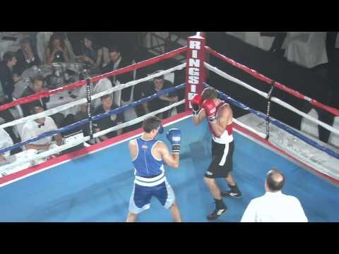 Kevin Adams (United Boxing) vs Dylan Martin (Pan Am Boxing)