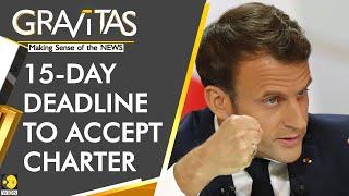 Gravitas: Emmanuel Macron issues 'ultimatum' to Muslim Leaders