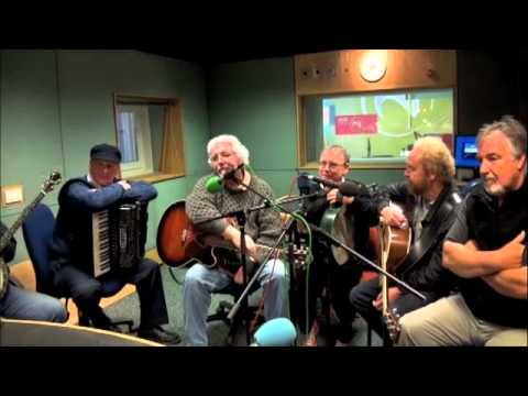 The Irish Rovers w/ Gerry Kelly, BBC Ulster - Behi...