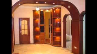 Оригинальные арки ручной работы(Арки из дерева легко впишутся в любой интерьер. Деревянные арки постепенно стали вытеснять обычные межкомн..., 2015-05-09T15:03:56.000Z)