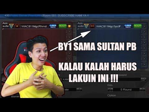 BY1 SAMA SULTAN YANG DI HACK !!!! - POINTBLANK GARENA INDONESIA