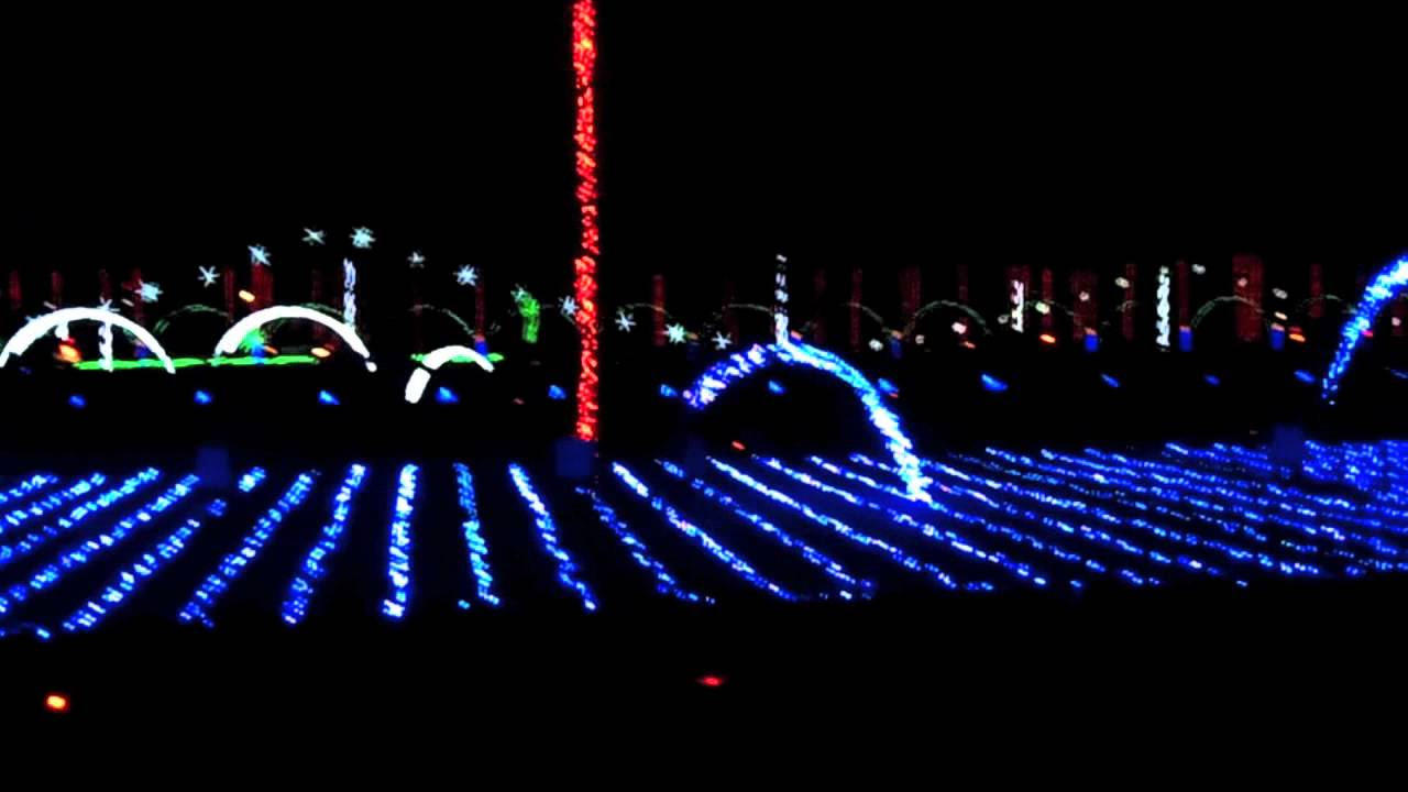 Shadrack S Christmas Lights In Myrtle Beach Sc