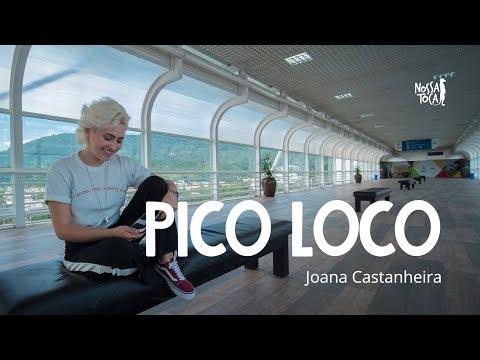 Pico Loco - ADZ Joana Castanheira cover acústico Nossa Toca na Rua