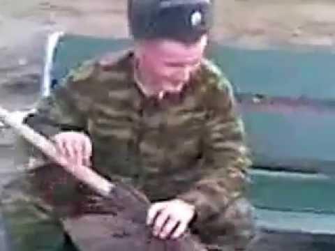Армия приколы оружие 2013. Кто служил тот поймёт..МЕГАРЖАК!)) +500100