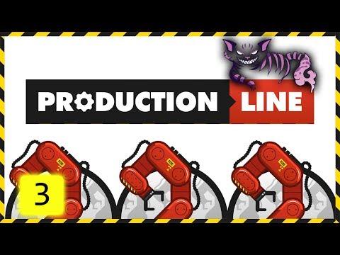 Production Line - Building Our Own Parts - Part 3
