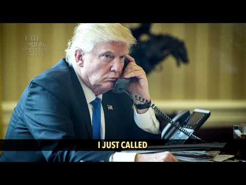 The President Just Called To Steal The Election
