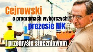 Cejrowski o wyborach, NIK i przemyśle stoczniowym 2019/09/24 Radiowy Przegląd Prasy Odc. 1017