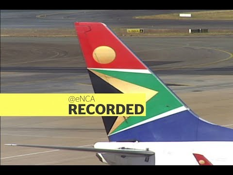Minister Fikile Mbalula provides update on grounded planes - eNCA