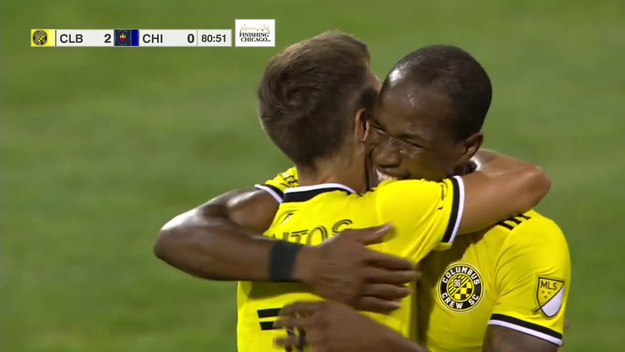 Darlington Nagbe Flicks Ball to Himself and Scores A World-Class Volley