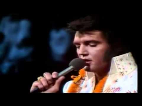 """Elvis Presley SINGS,  """"America the Beautiful""""-People"""