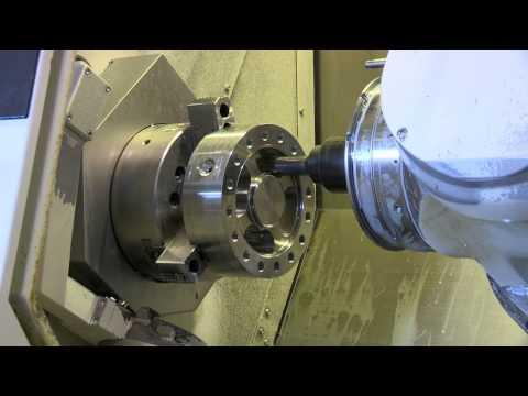 Esit Yük Hücresi Talaşlı İmalatı / Esit Loadcell Mechanical Production