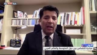 مبادرة للتضامن بين دول المتوسط والعالم العربي