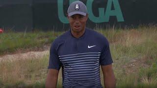 Tiger Woods - 2018 U.S. Open - Round 1