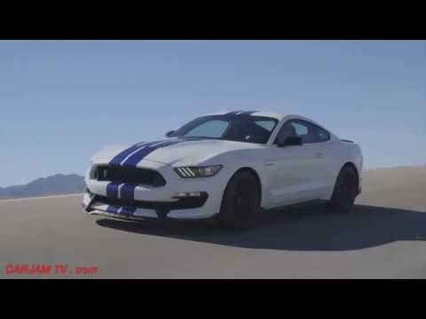 2016 Shelby GT350 Mustang Driving Great Engine Sound Interior 2016 Ford Mustang CARJAM TV 4K 2015
