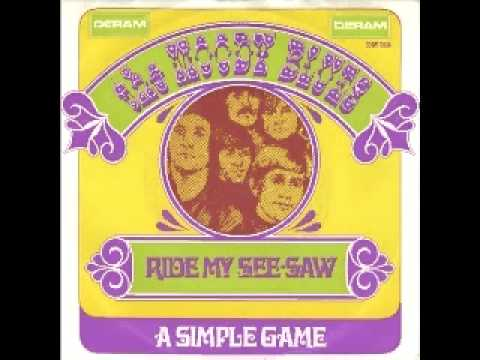 Moody Blues - A Simple Game (HQ)