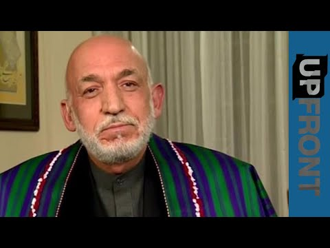 Hamid Karzai on the US 🇺🇸, ISIL and war crimes - UpFront