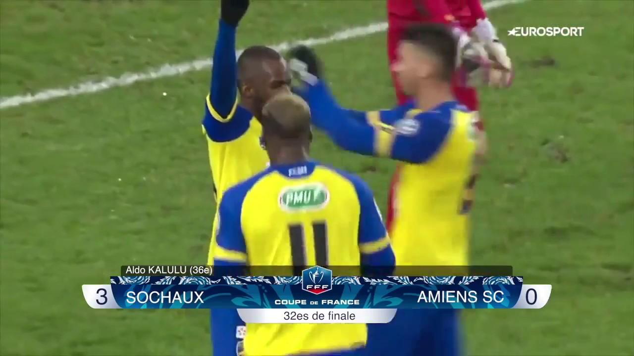 Сошо - Амьен 6:0 видео
