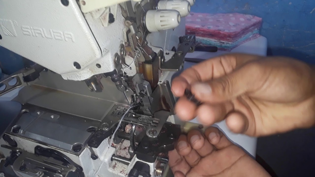 Como Afilar Cuchillas De La Overlock Mecanica Confeccion By Mecanica Confeccion