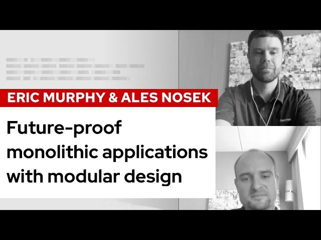 Future-proof apps | DevNation Live