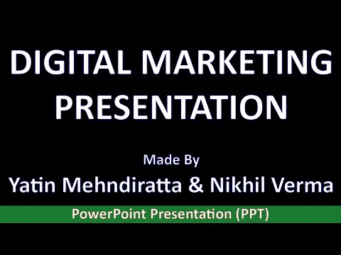 WHAT IS DIGITAL MARKETING ?