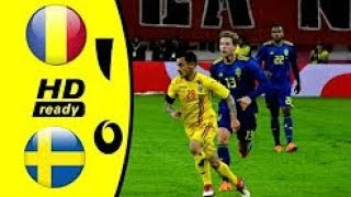 Video Gol Pertandingan Romania vs Swedia